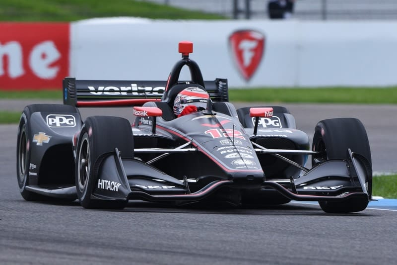 Will Power (AUS), Team Penske 2019 NTT IndyCar Series, Indianapolis GP