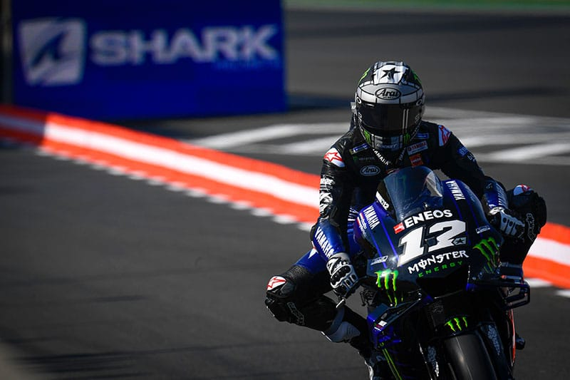 Vinales edges Marquez on opening day at Le Mans - The Checkered Flag