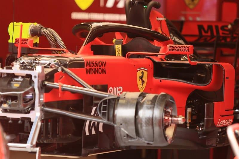Scuderia Ferrari SF90 - Formula 1 - 2019 Monaco GP