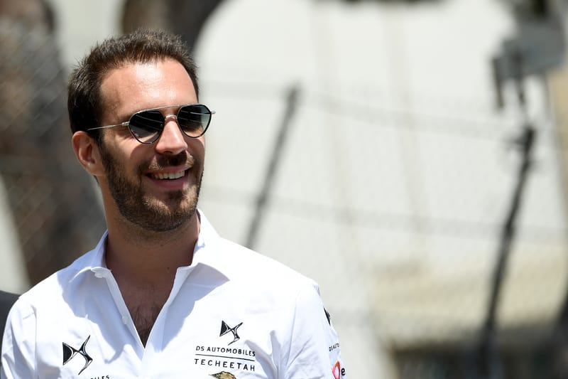 Jean-Eric Vergne - DS Techeetah at the 2019 Monaco ePrix