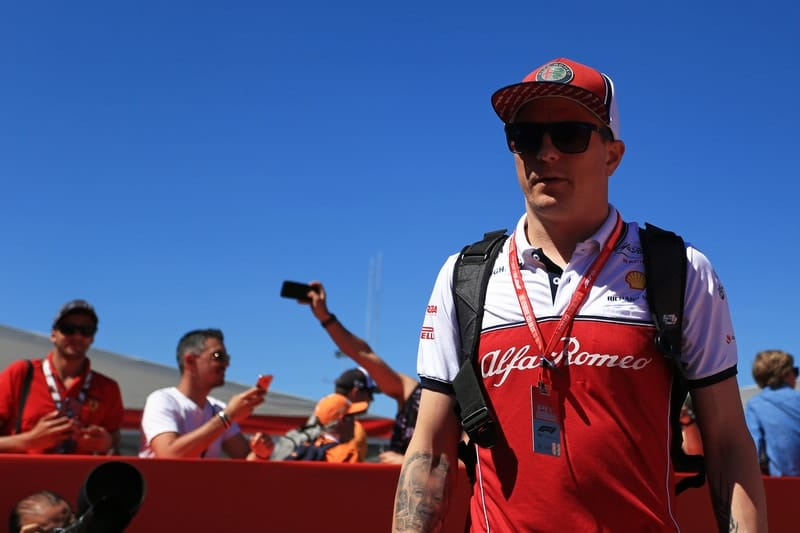 Kimi Räikkönen - Formula 1 - 2019 Spanish GP