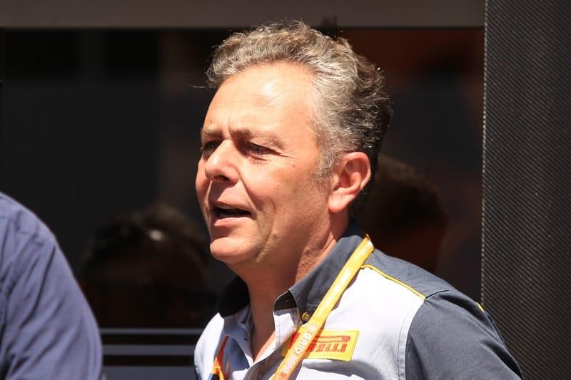 Mario Isola - Formula 1 - 2019 Spain Test