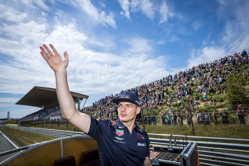 Max Verstappen - Formula 1 - Zandvoort Demonstration