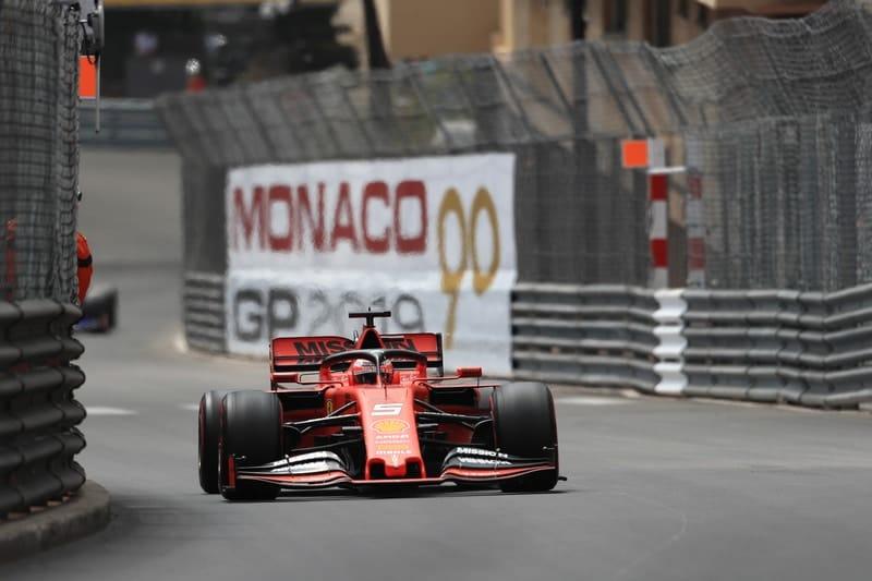 Sebastian Vettel - Formula 1 - 2019 Monaco GP