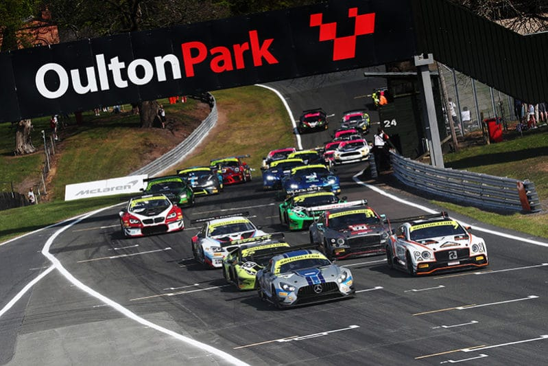 The 2019 British GT season gets under way at Oulton Park