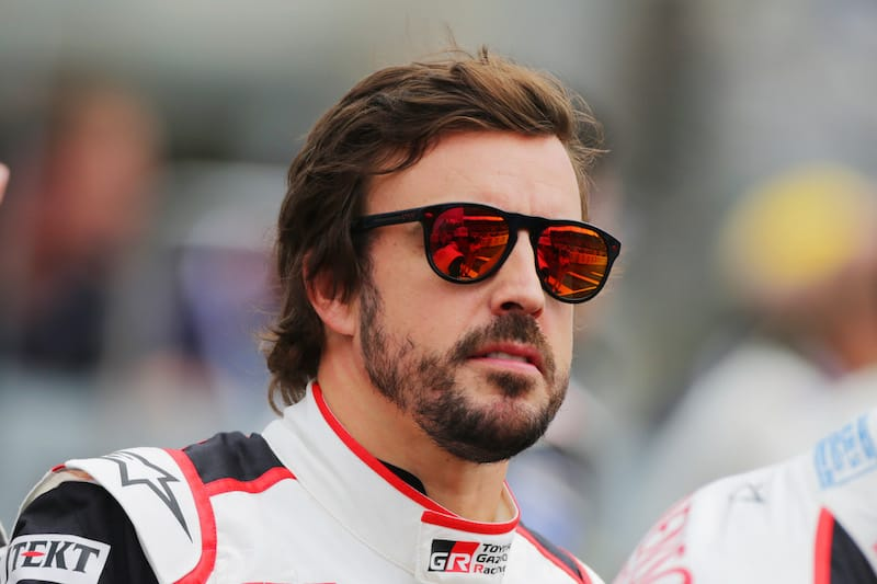 Fernando Alonso will leave Toyota gazoo Racing and the WEC after the 2019 24 Hours of Le Mans to be replaced by Brendon Hartley.