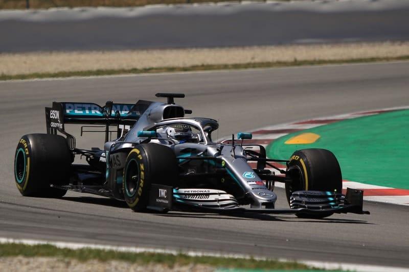 Valtteri Bottas - Formula 1 - 2019 Spain Test