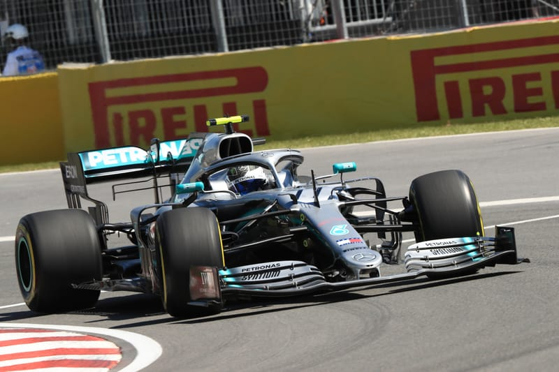"""Valtteri Bottas: """"I lost the race in qualifying"""" - The Checkered Flag"""