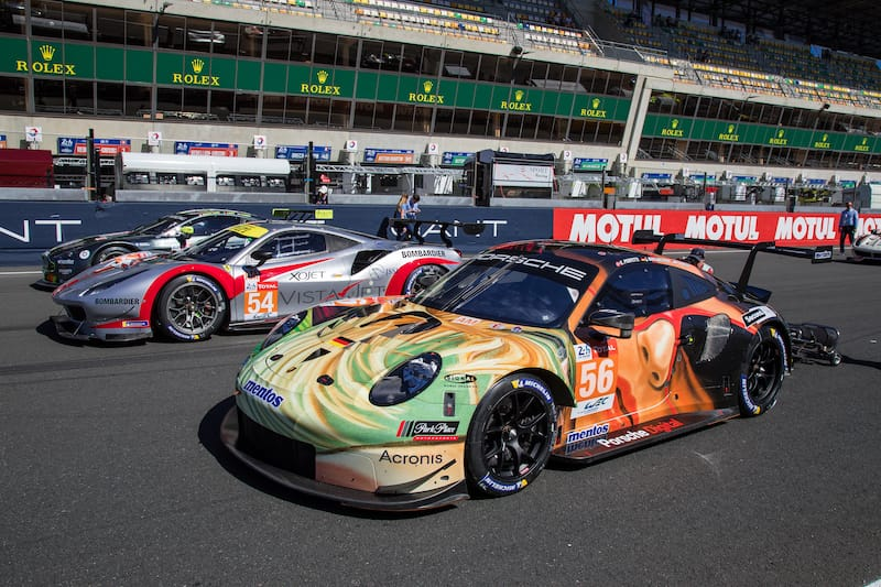 Meet the LM GTE Am class ahead of the 2019 24 Hours of Le Mans