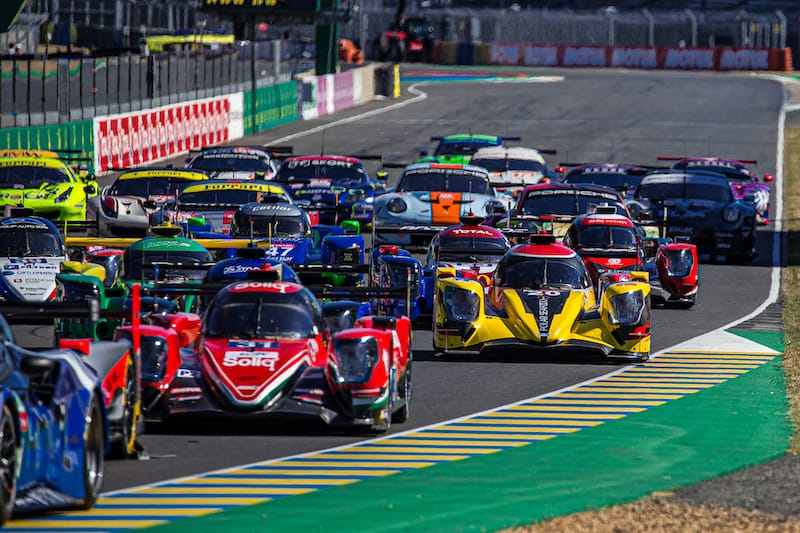 Meet the LMP2 class ahead of the 2019 24 Hours of Le Mans