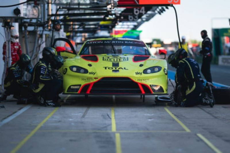 Aston Martin and Corvette given BoP hit in GTE-Pro - The Checkered Flag