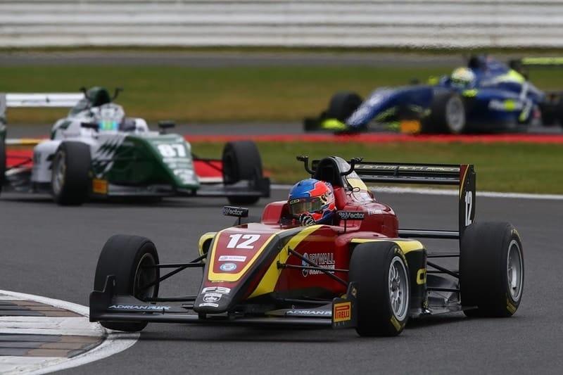 Ayrton Simmons - Chris Dittmann Racing - Silverstone GP circuit