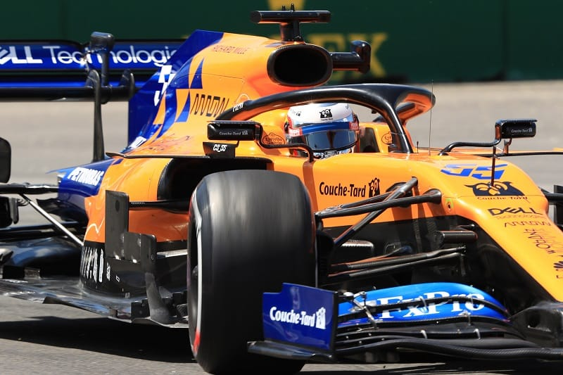 Seidl Left to Rue 'Several Incidents' that Compromised McLaren in Canada - The Checkered Flag