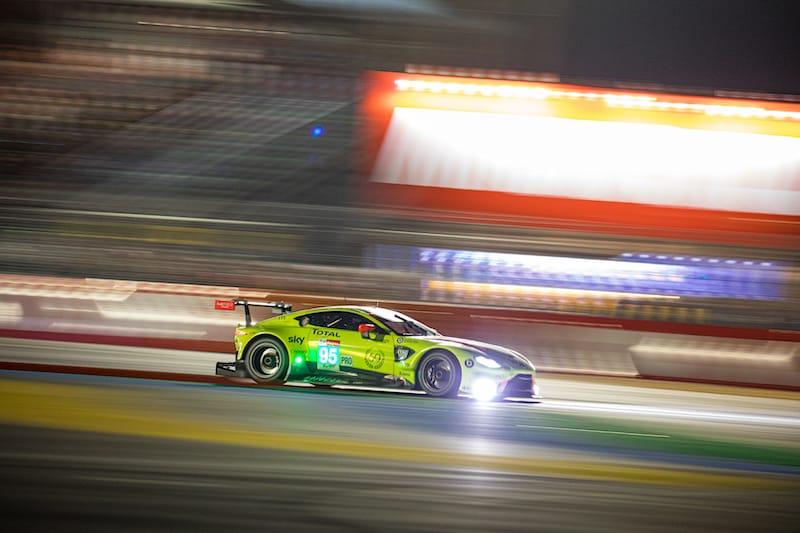 Aston Martin Racing took Pole in Pro