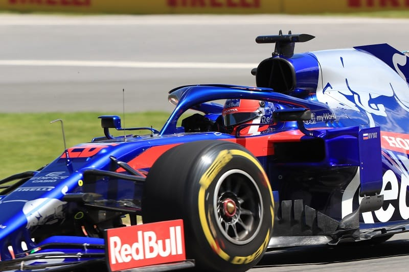 """Daniil Kvyat: """"It would have sucked if we didn't get any points"""" - The Checkered Flag"""