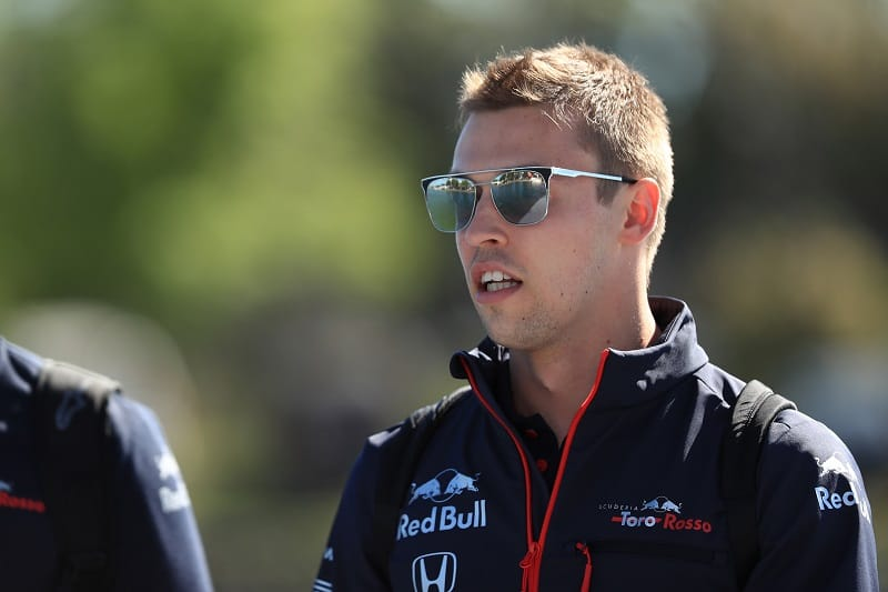 Kvyat Confident in Toro Rosso Pace Ahead of First French Grand Prix Outing - The Checkered Flag