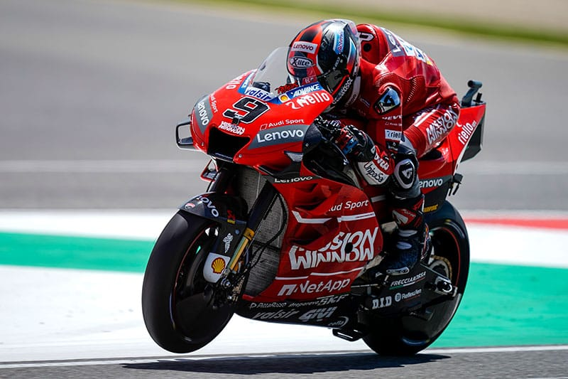 Danilo Petrucci Claims Maiden Win at Mugello