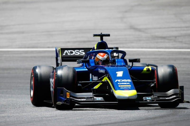 Deletraz - Carlin - Austria F2