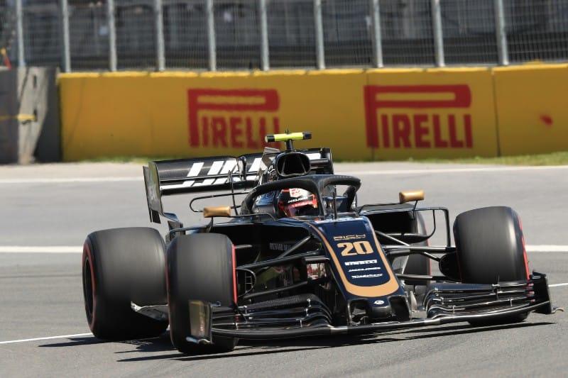 Haas - Magnussen - Canada