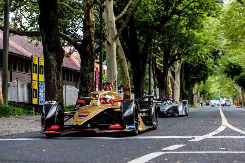 Jean-Eric takes Bern ePrix pole