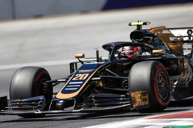 """Kevin Magnussen on his Q3 Lap: """"I don't know where that lap came from"""" - The Checkered Flag"""