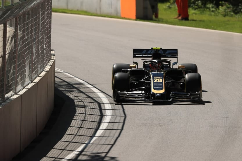 Kevin Magnussen - Canadian Grand Prix