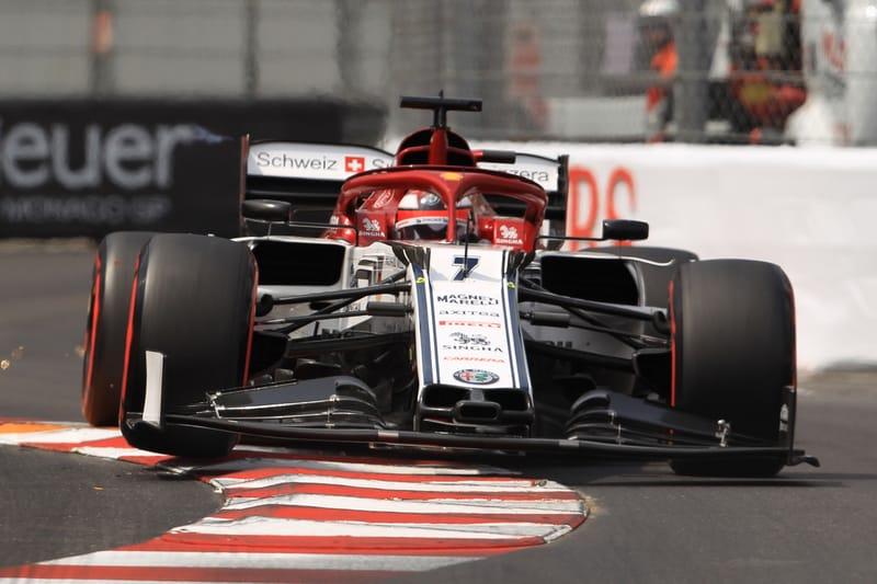 Alfa Romeo - Kimi Raikkonen
