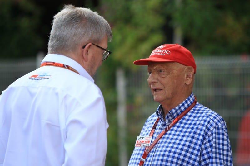 Lauda - Brawn - F1