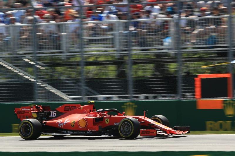 Charles Leclerc - Scuderia Ferrari - Canadian Grand Prix