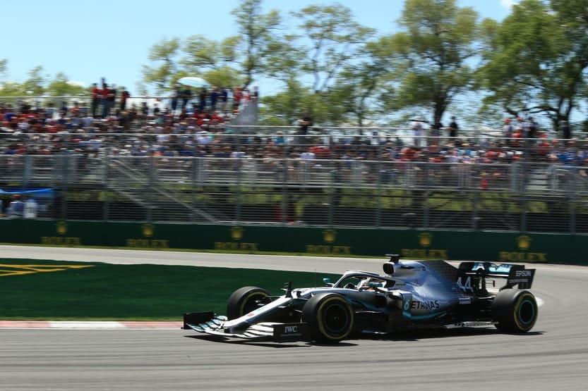 Lewis Hamilton - Canadian Grand Prix