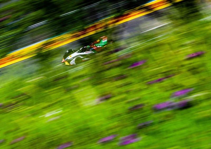 Lucas Di Grassi at Bern ePrix