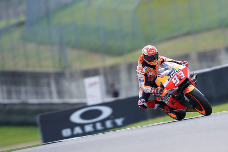 Marquez takes pole at Mugello