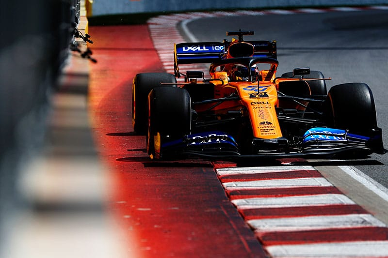 Carlos Sainz Jr. - McLaren F1 Team - 2019 Canadian Grand Prix