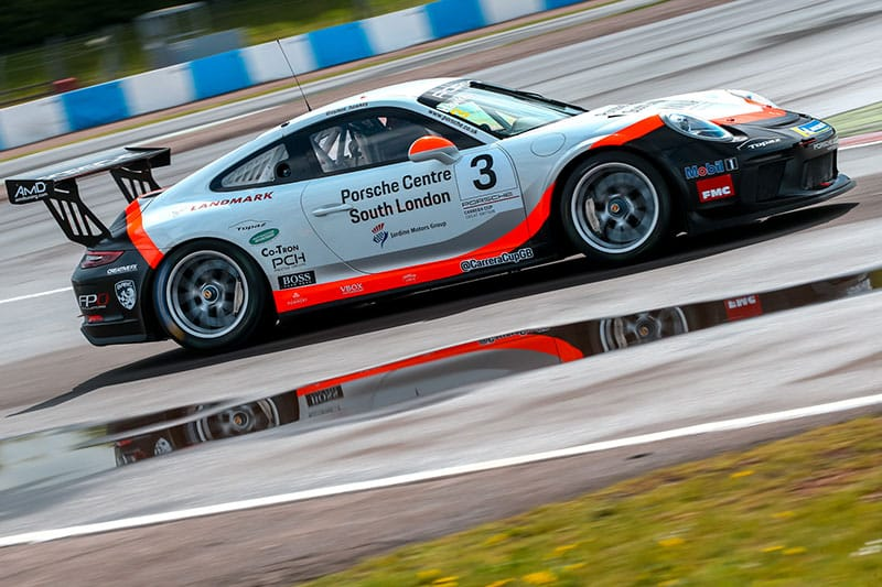 2019 Porsche Carrera Cup GB