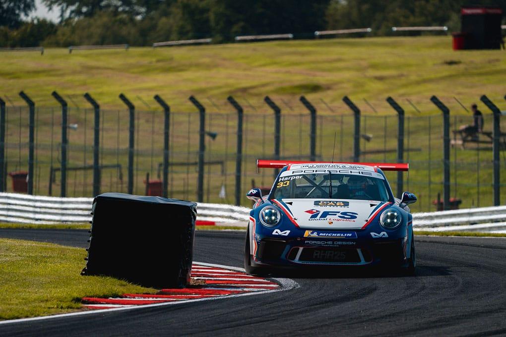 Dan Harper - Porsche Carrera Cup GB - Outlon Park