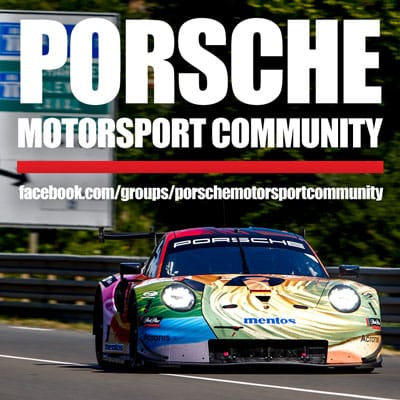 Porsche Motorsport Community