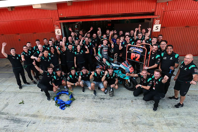 Espargaro edges closer to the front in Catalunya - The Checkered Flag