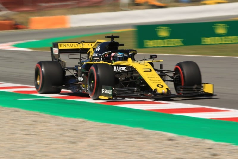 Cyril Abiteboul: Renault Cannot Dwell On Montréal Double Points Finish - The Checkered Flag