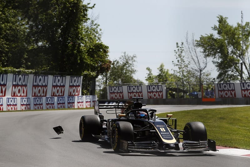 """Romain Grosjean: """"Everything went south at the start"""" - The Checkered Flag"""