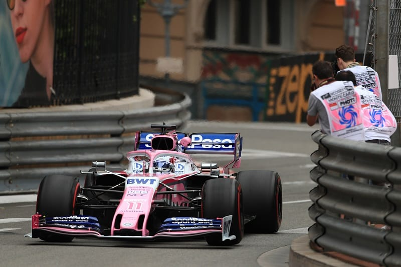 FIA Introduces New Marshal Rules after Pérez's Monaco Close Call - The Checkered Flag