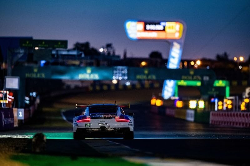 #93 Porsche GT