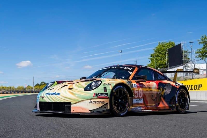 Team Project 1 Art Car - 2019 24 hours of Le Mans