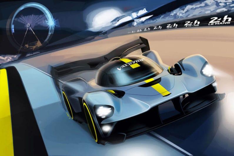 Aston Martin Racing Valkyrie Concept