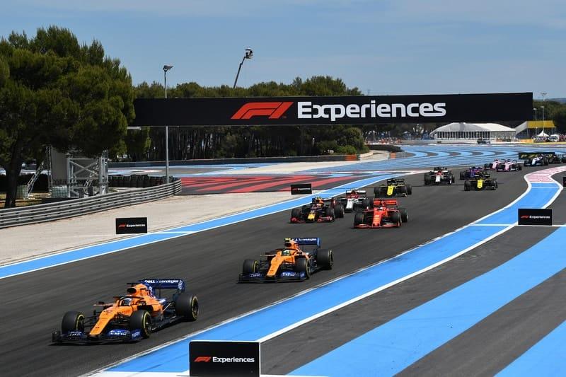 Carlos Sainz Jr. - Formula 1 - 2019 French GP