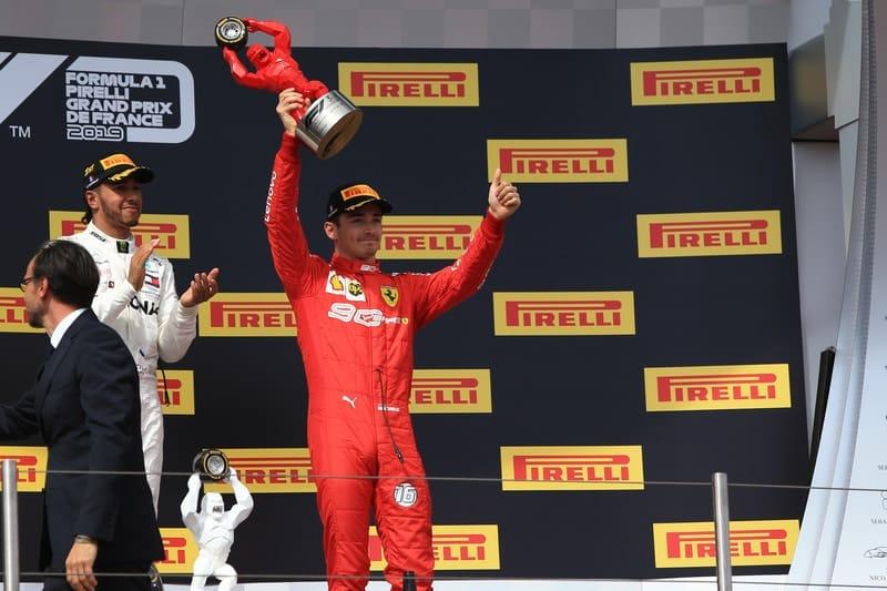 Charles Leclerc - Formula 1 - 2019 French GP