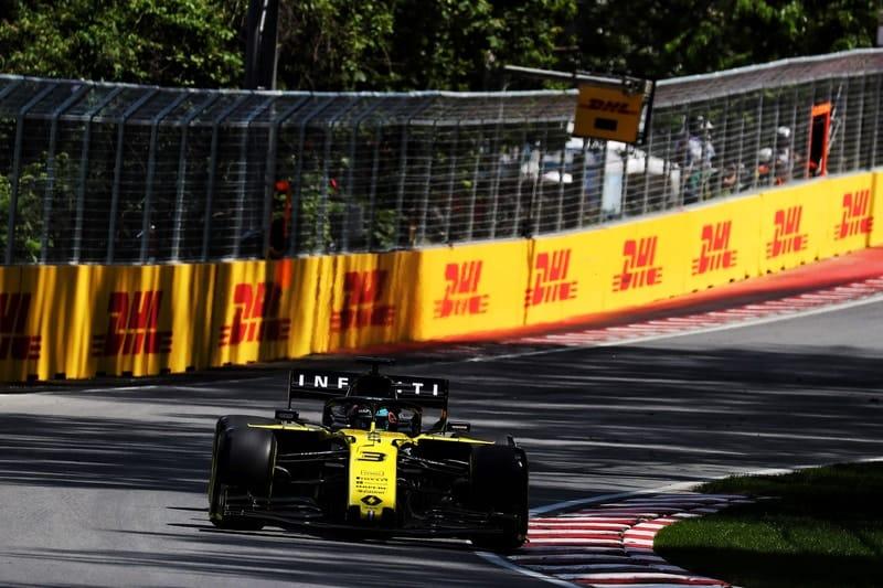 Ricciardo: Renault F1 showing signs of progression - The Checkered Flag