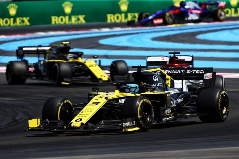 Daniel Ricciardo - Formula 1 - 2019 French GP