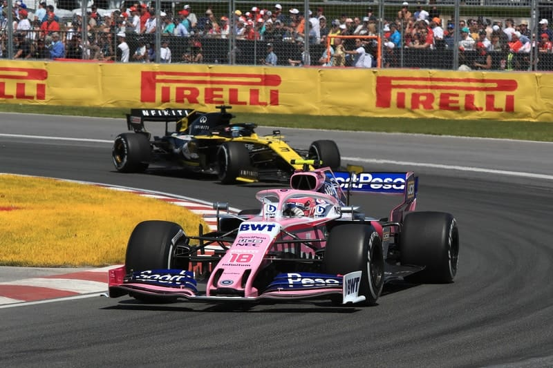 """Stroll overjoyed with points from """"awesome"""" Canadian GP week - The Checkered Flag"""