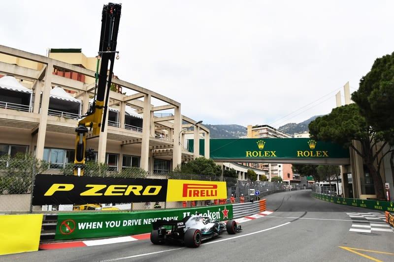 Lewis Hamilton - Formula 1 - 2019 Monaco GP