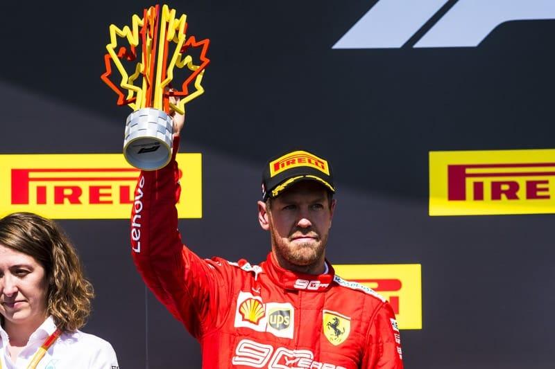 Sebastian Vettel - Formula 1 - 2019 Canadian GP